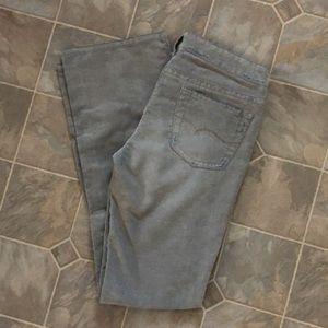 Silver Jeans Corduroy pants